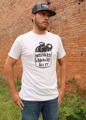 Diamond T Outfitters Whiskey Jug Tee