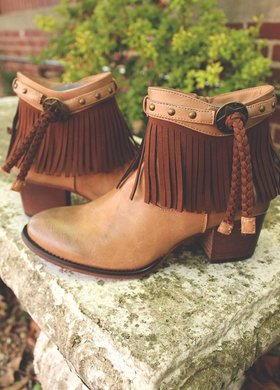 M&F The Kyla Bootie