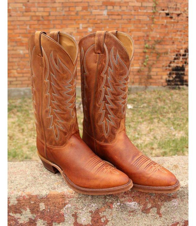5961e830c1d Justin Bent Rail Keaton Cognac Boot