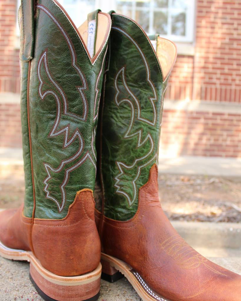 Anderson Bean Anderson Bean Emerald Elk Butt Boot
