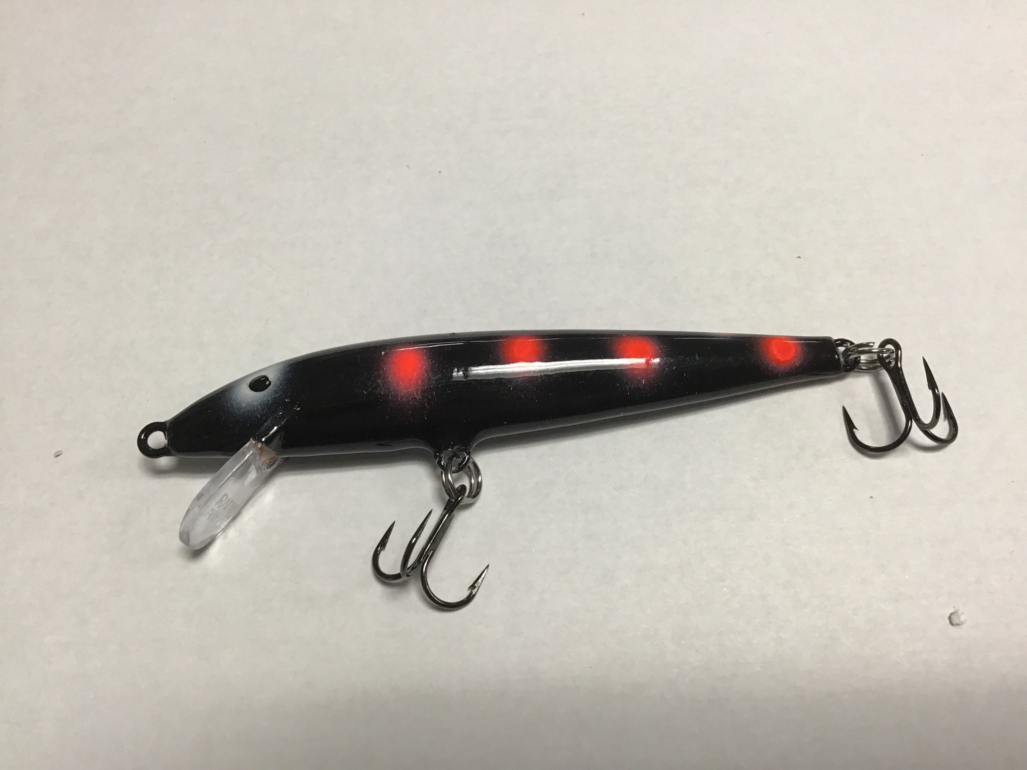 D&B Fishing DBCustom Rapala Sunny Night F-9
