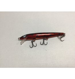 D&B Fishing Custom Rapala Pitted Cherry F-11
