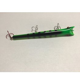 Wicked Custom jigs Custom Pencil Plug  Firetiger