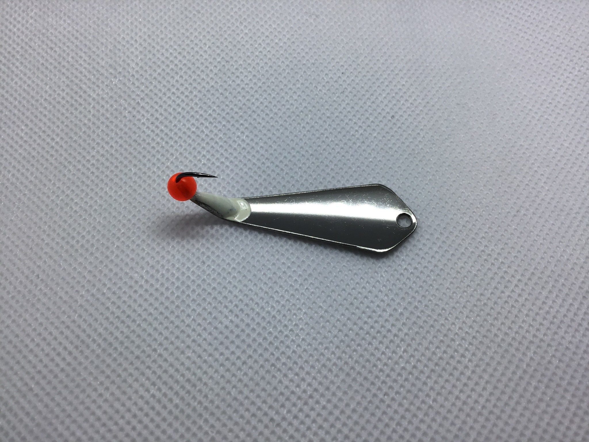 Slab Grabber 2' Kite Nickel Salmon