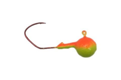 Jig Round Orange/Yellow 1/2 oz. 3pk.