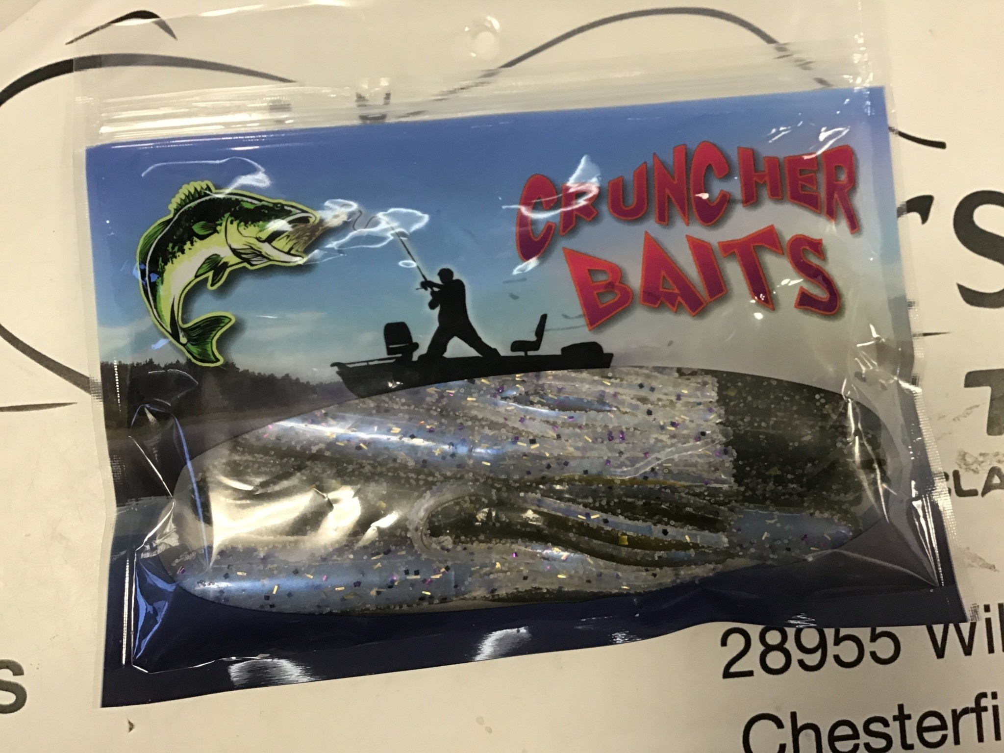 Cruncher Baits S & L Cruncher Bait Fried Goby