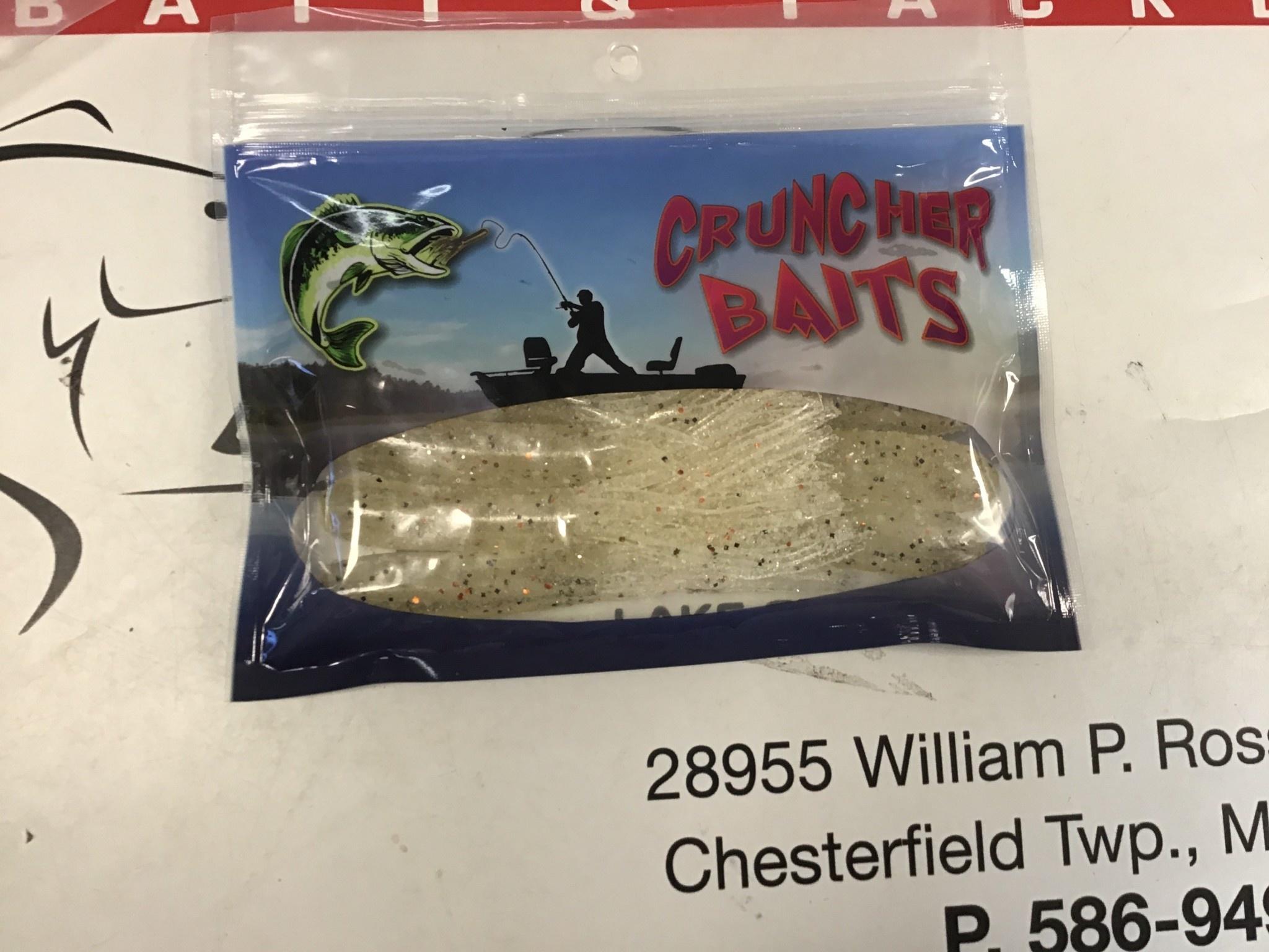 Cruncher Baits S & L Cruncher Bait Sandy Goby