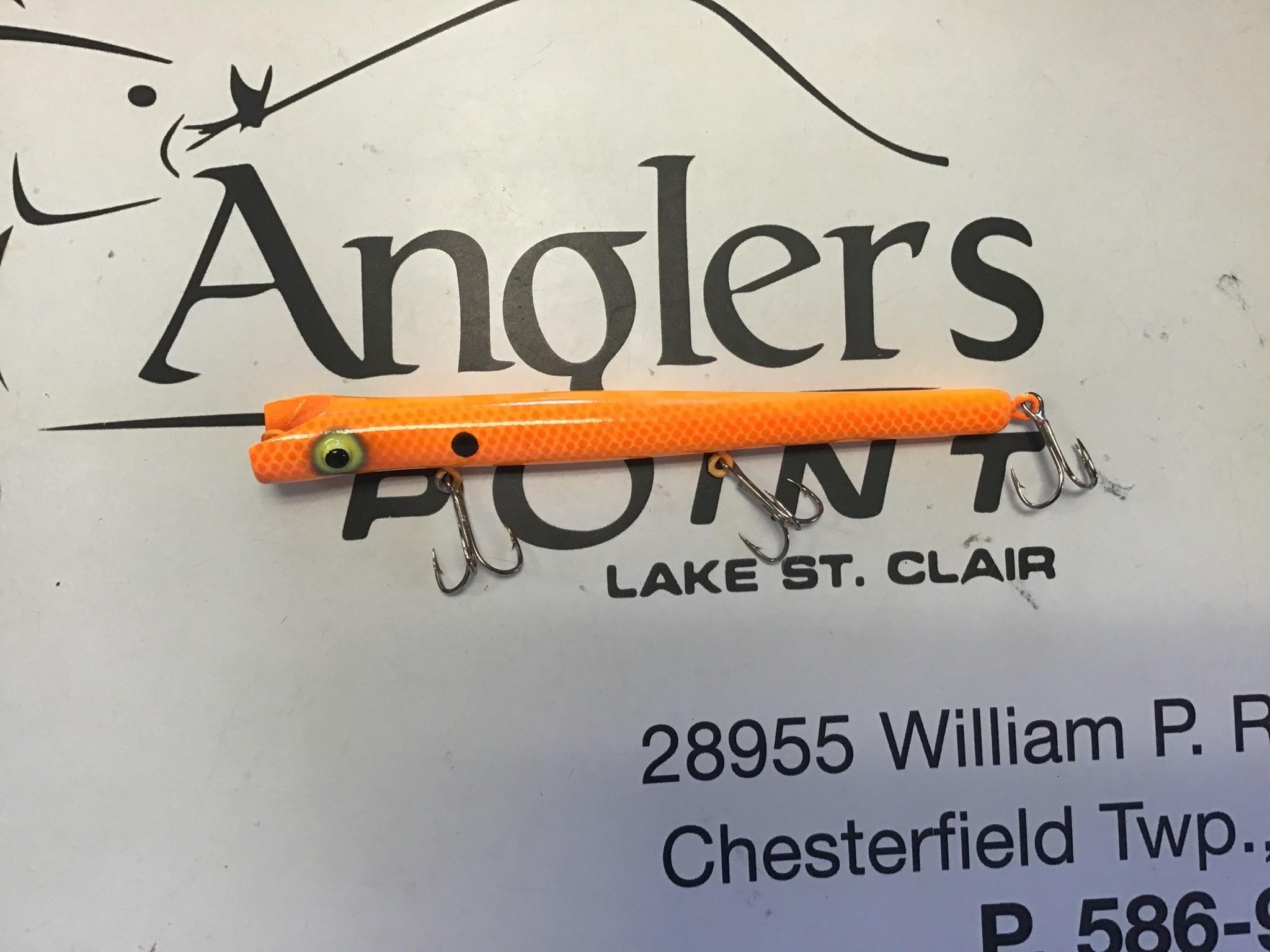 lurewhore LW Pencil Plug Orange Peel