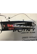 GS Pencil Plug Pearl/Redhead Black Ladderback