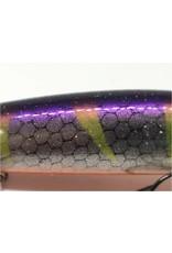 Wicked Custom jigs WCustom Bandit Antifreeze Purple Perch