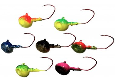 Minnow Head Jigs