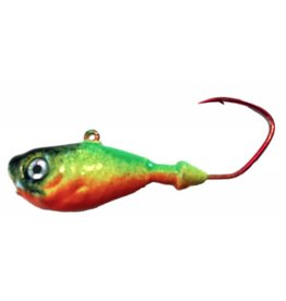 off the hook rich Jigs Ultra Minnow 3 packs Firetiger