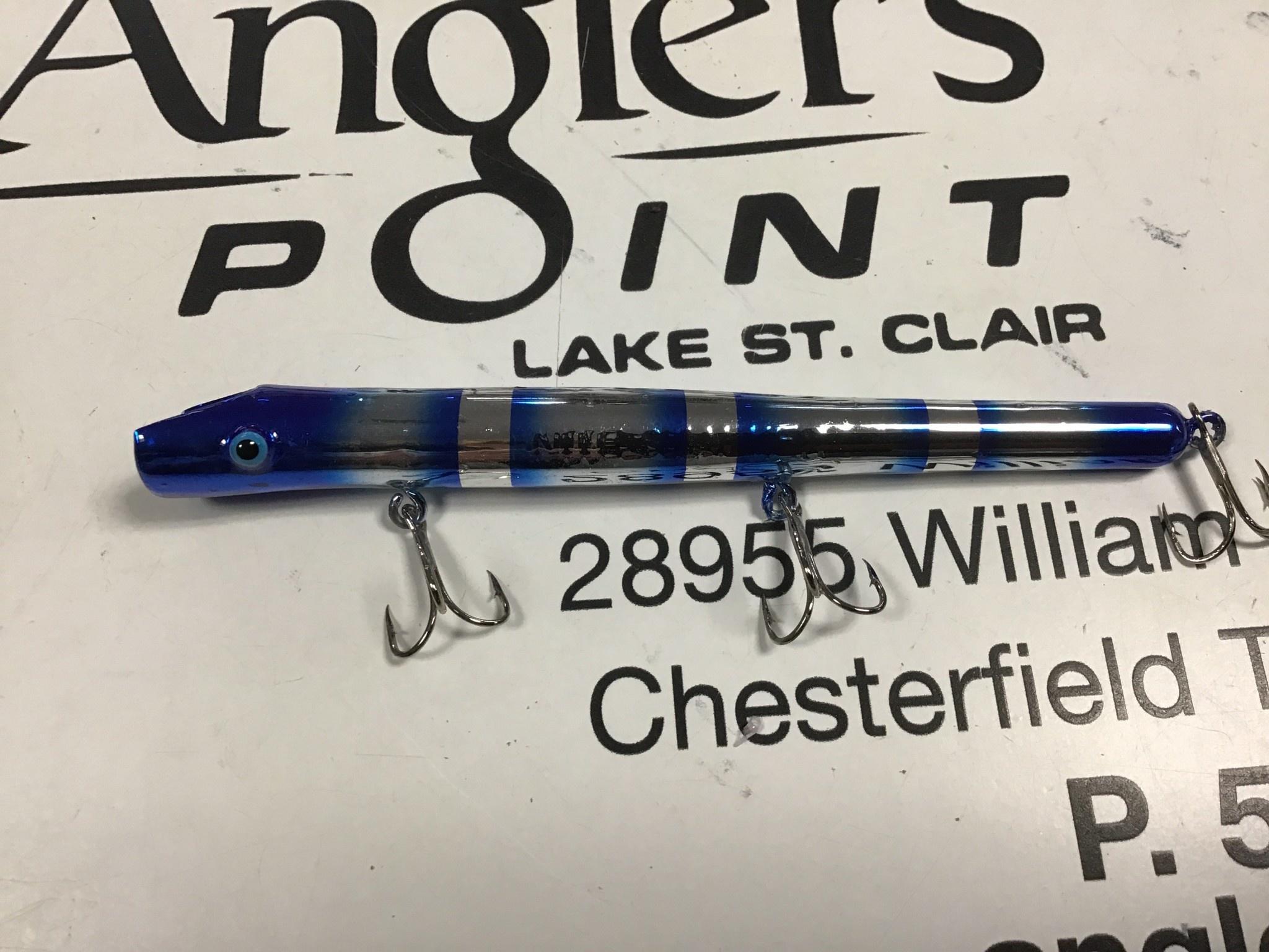 Wicked Custom jigs WC Pencil Plug #382
