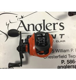 Zebco Accurist Baitcast Orange Reel