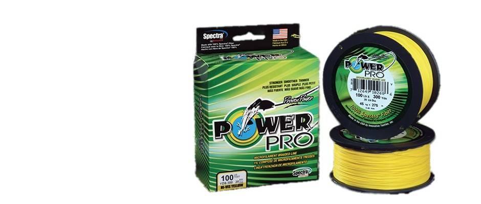 Power Pro Spectra Braid