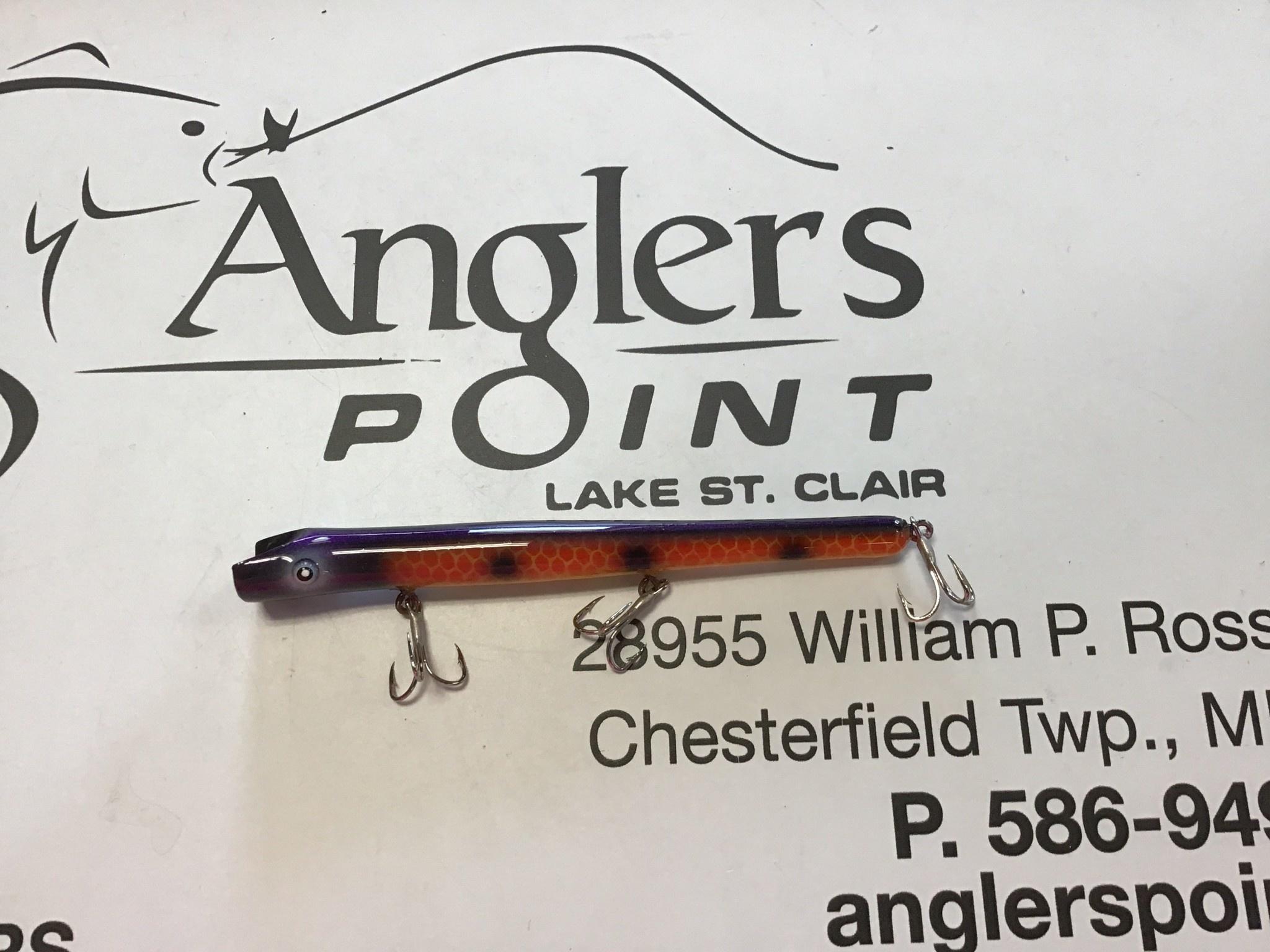 White Ghost Custom WGCustom Pencil Plug #13