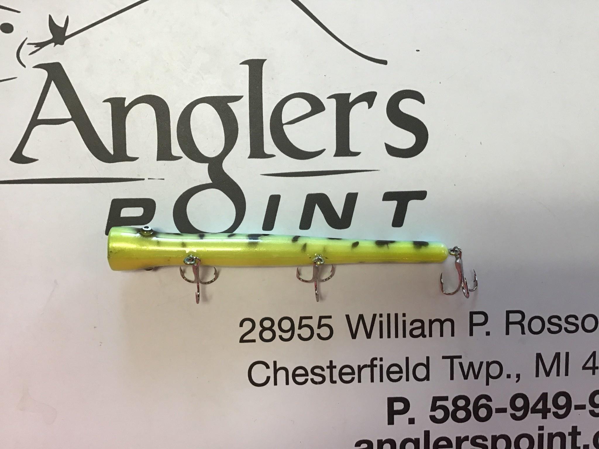 White Ghost Custom WGCustom Pencil Plug #15