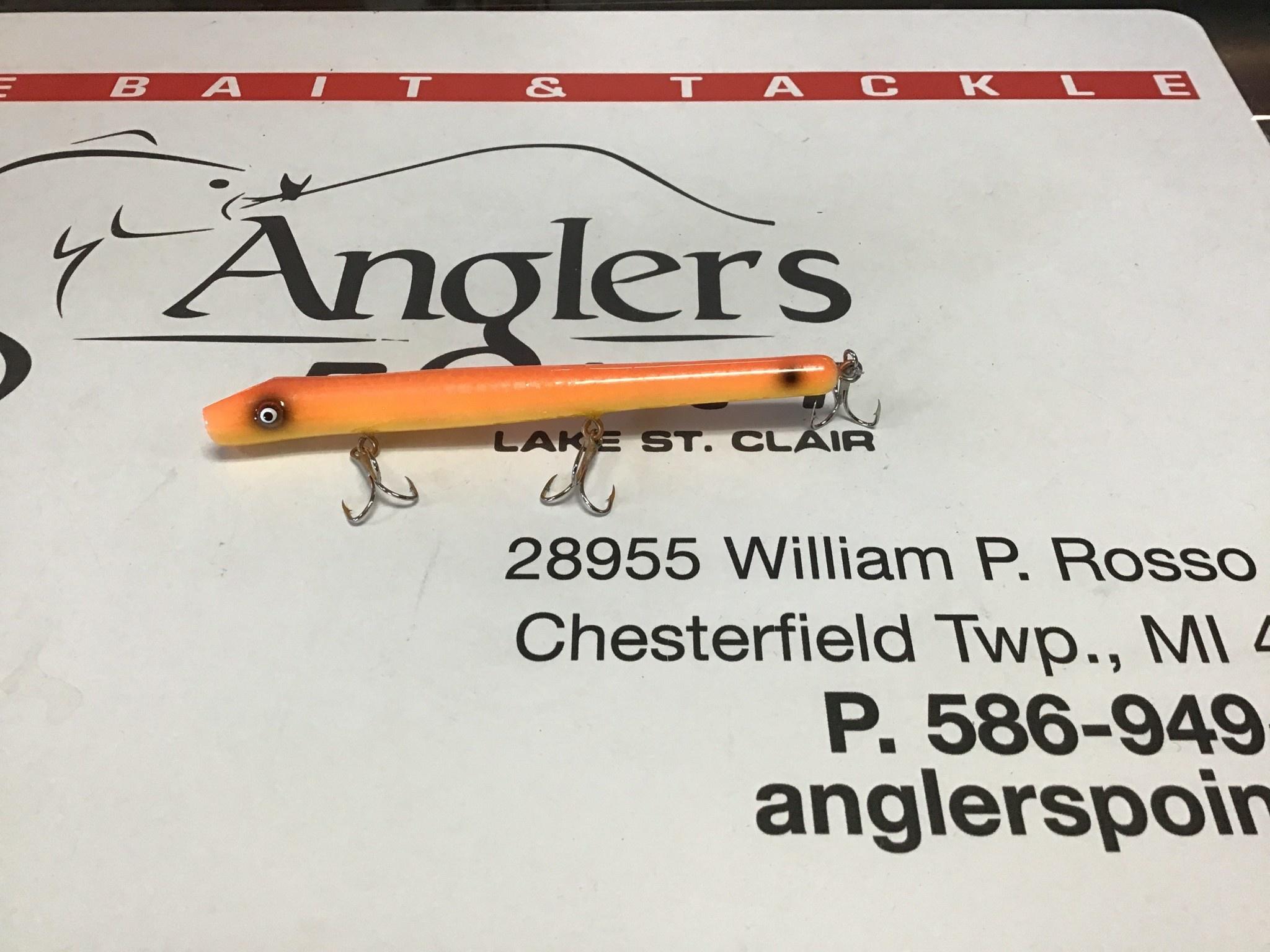 White Ghost Custom WGCustom Pencil Plug #17