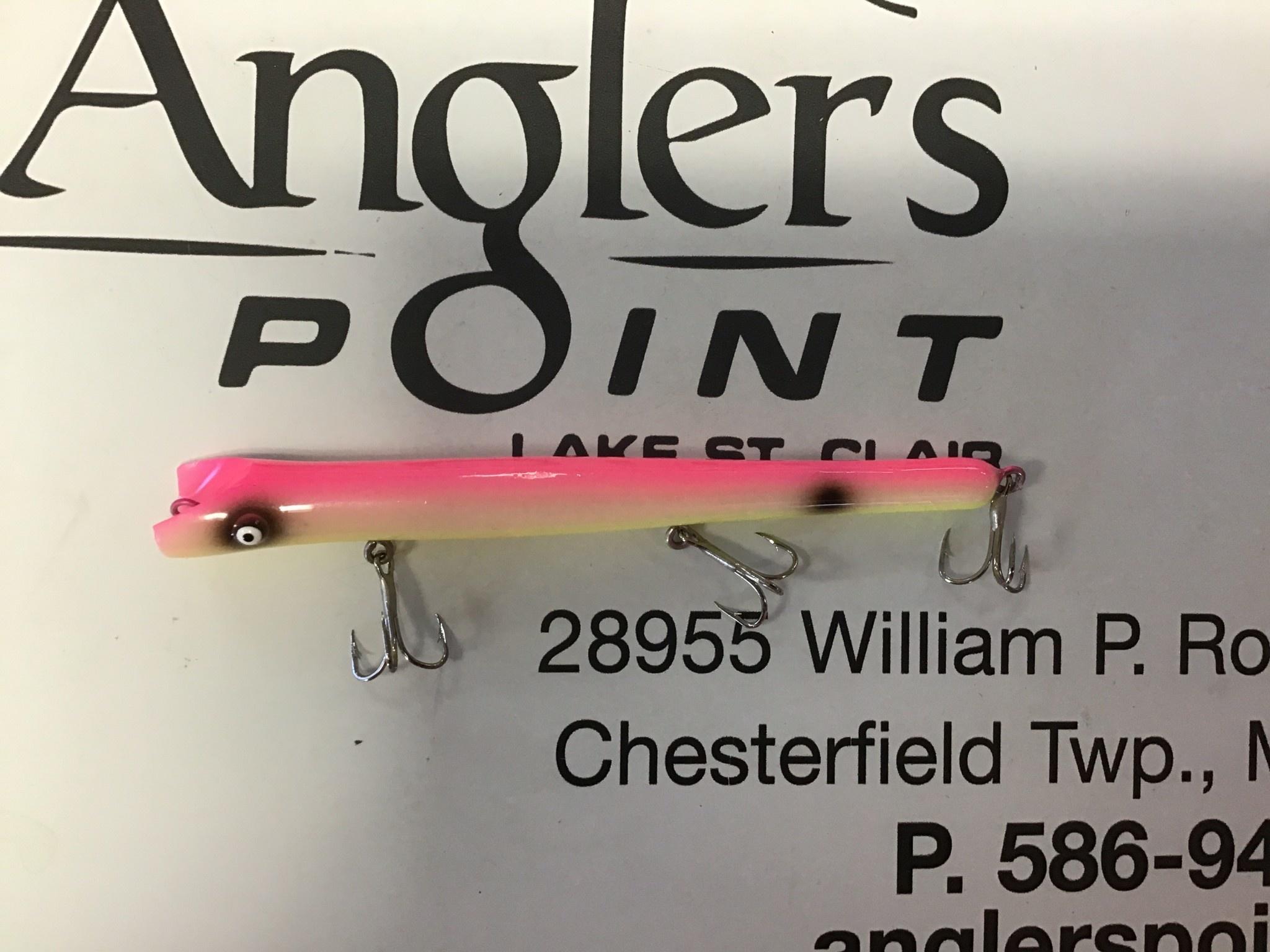 White Ghost Custom WGCustom Pencil Plug #19