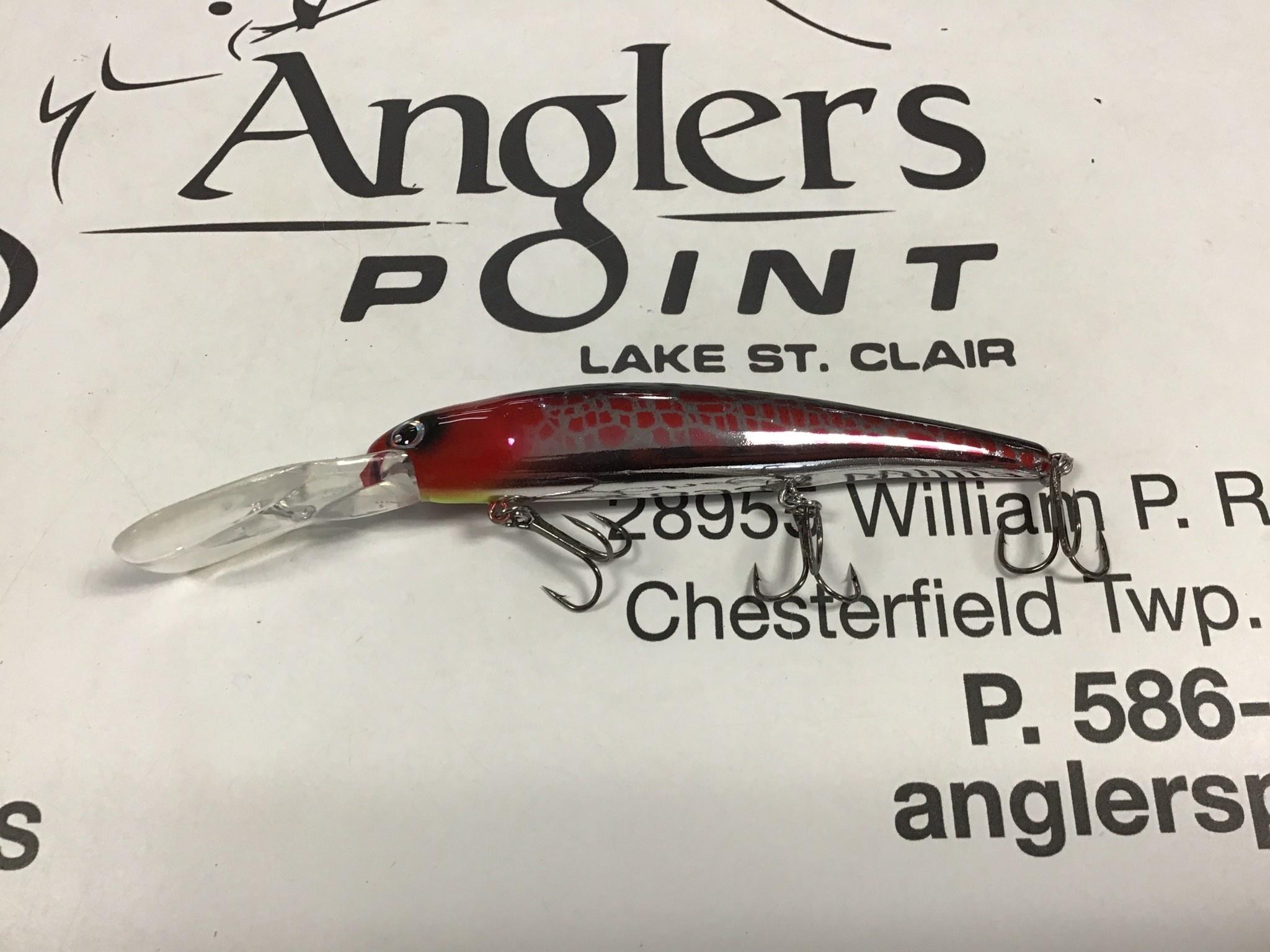 Wicked Custom jigs Anglers Bandit #33