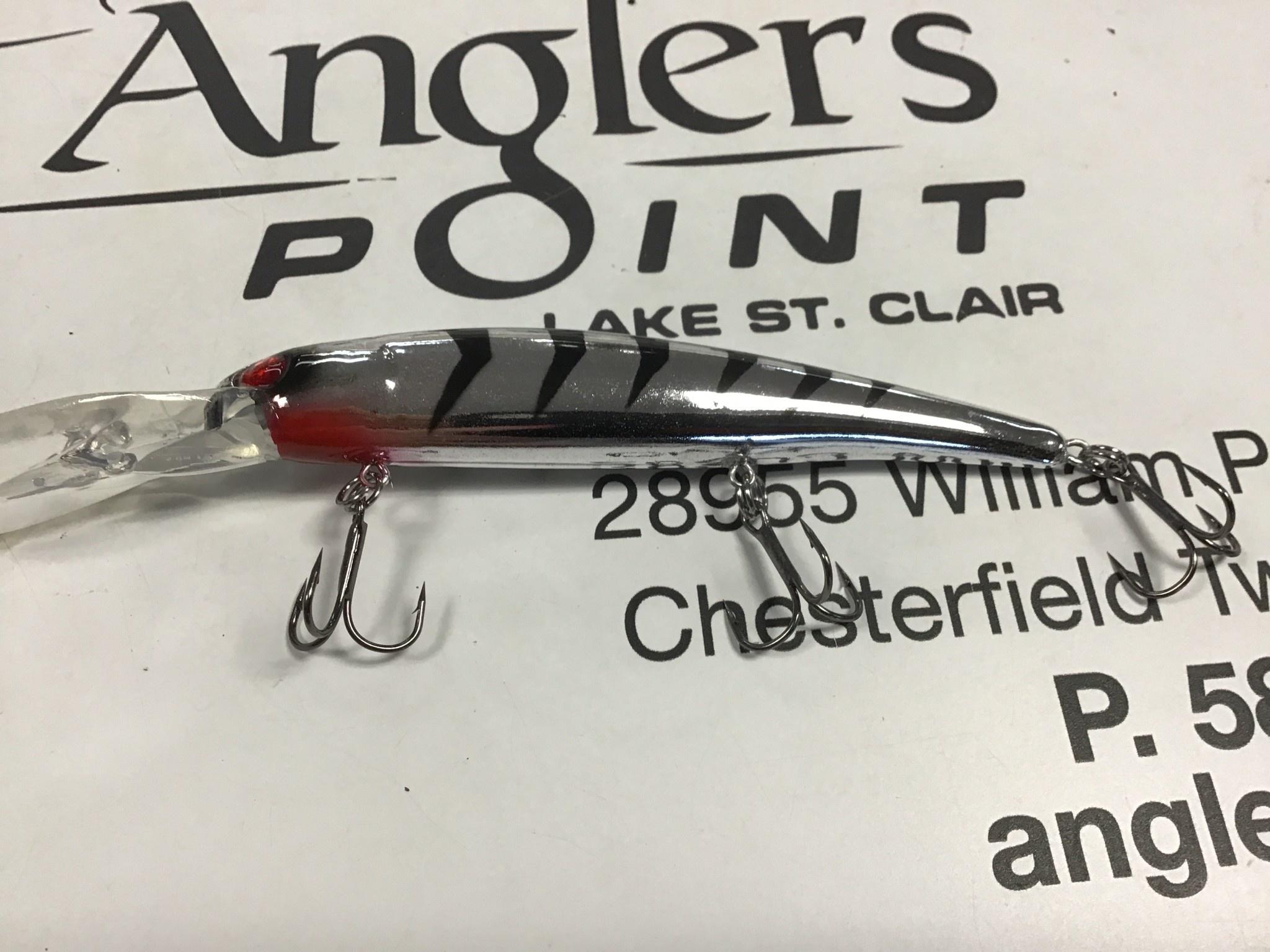 Wicked Custom jigs Anglers Bandit #6