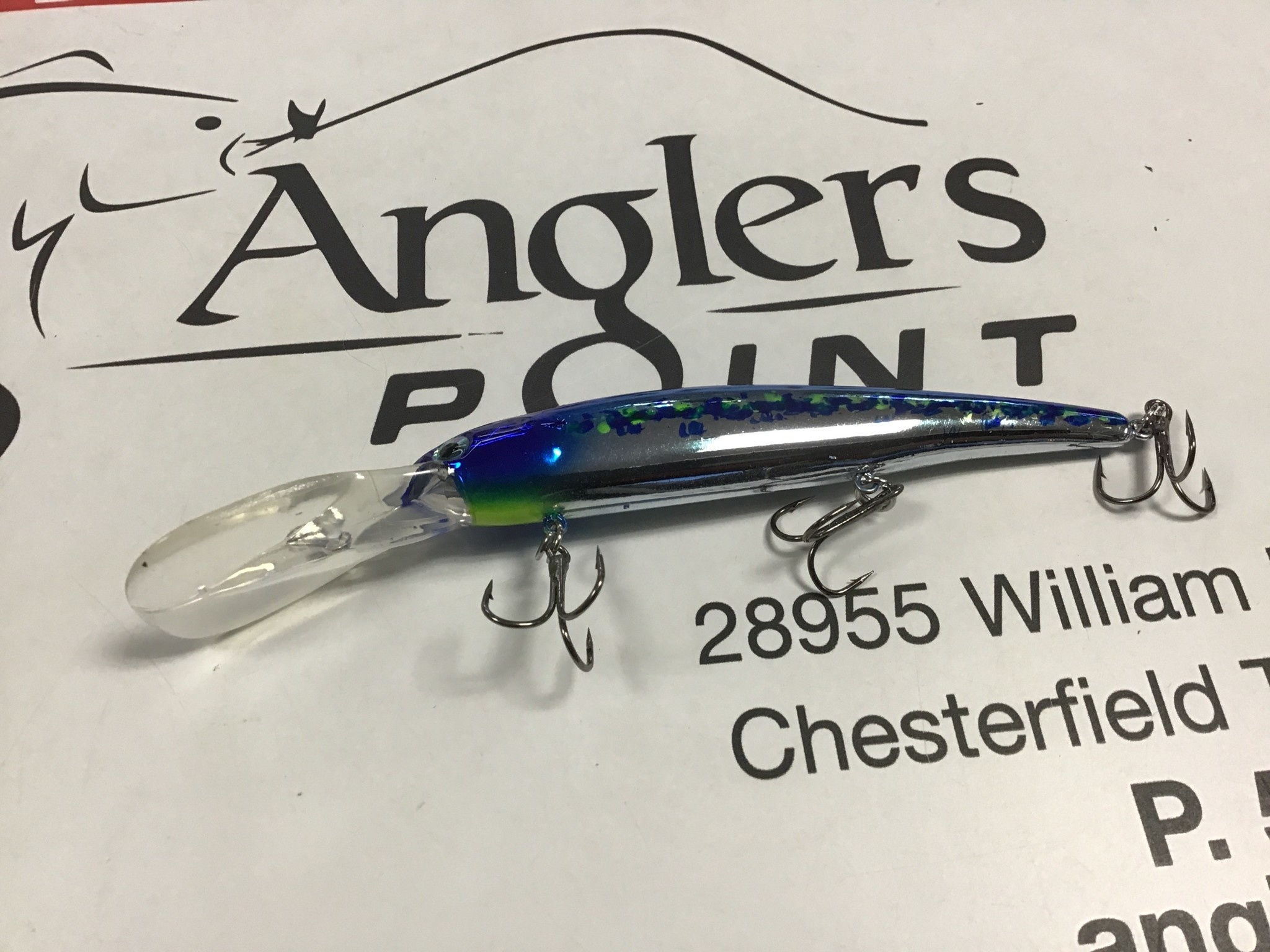 Wicked Custom jigs Anglers Bandit #26