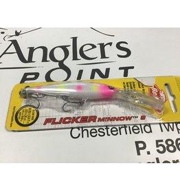 White Ghost Custom WGC Flicker Minnow #9 Pinkhead Lemonade