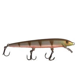 Hi Tech Custom Rapala Original Floating Albino Perch F-9
