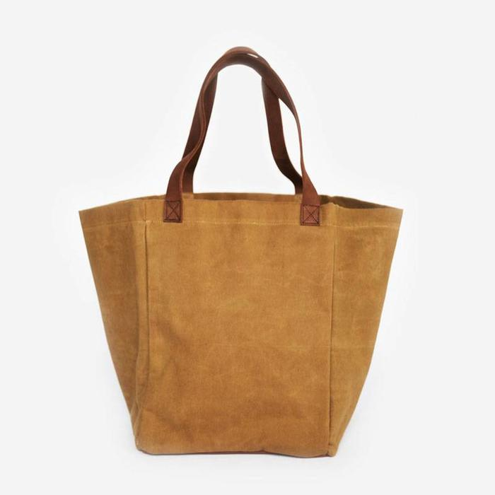 Ruma Canvas Carryall in Natural Canvas