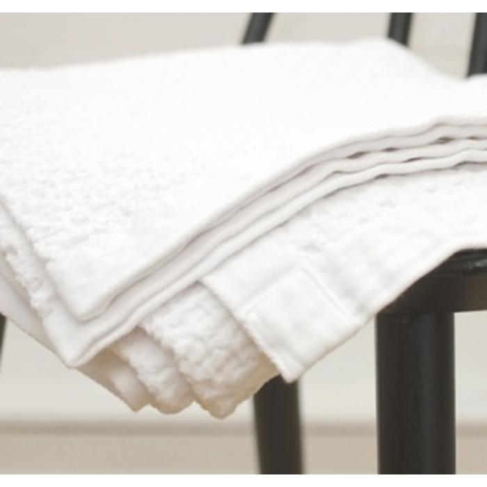 Santarem throw, white