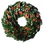 """The Original Magnolia Wreath 24"""""""