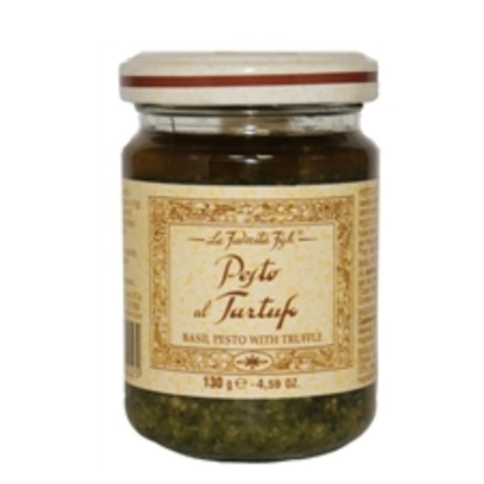 Pesto Genovese With Truffle
