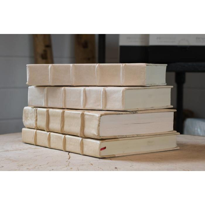 Ivory Decorative Books-priced individually