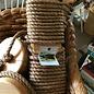 "Olde-Fashioned Tree Swing 32""w/ manila rope"