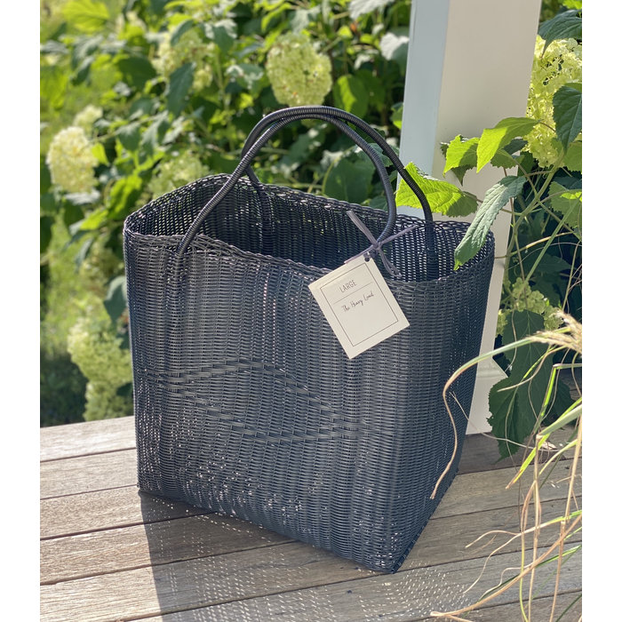 Heavy Load Tote - Large Dark Grey