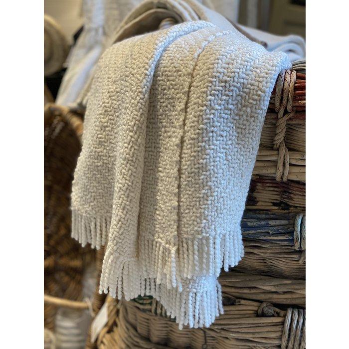 Merino Wool Wrap, Handmade in Uruguay