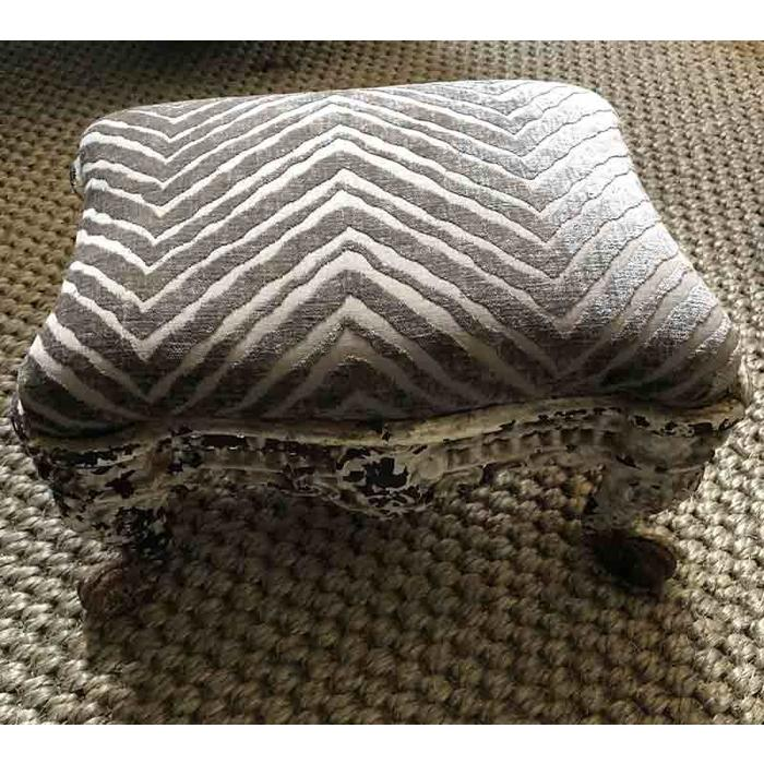 Iron Foot Stool