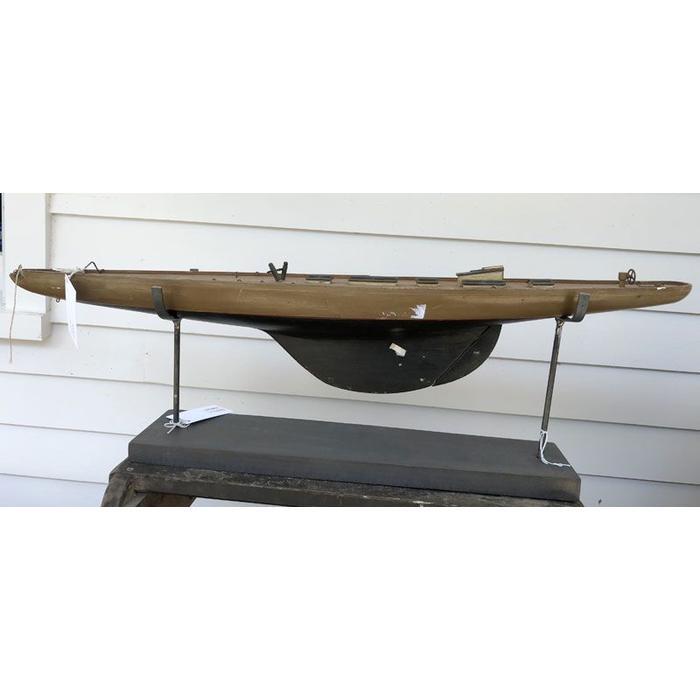 CP Vintage Pond Boat