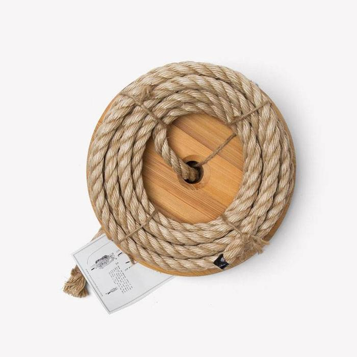 Tree Swing for One - Manila Rope