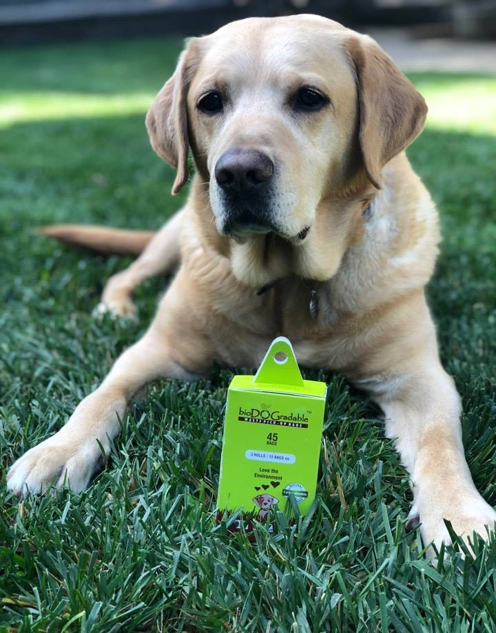 Biodogradable Poop Bags - 3pk