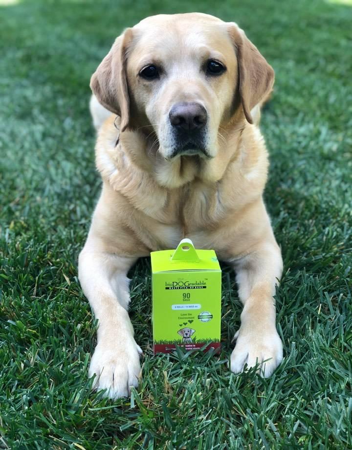 Biodogradable Poop Bags - 6pk