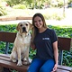 Women's Pup with Purpose Crew Tee