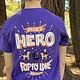 Women's Raise a Hero Crew Neck Tee