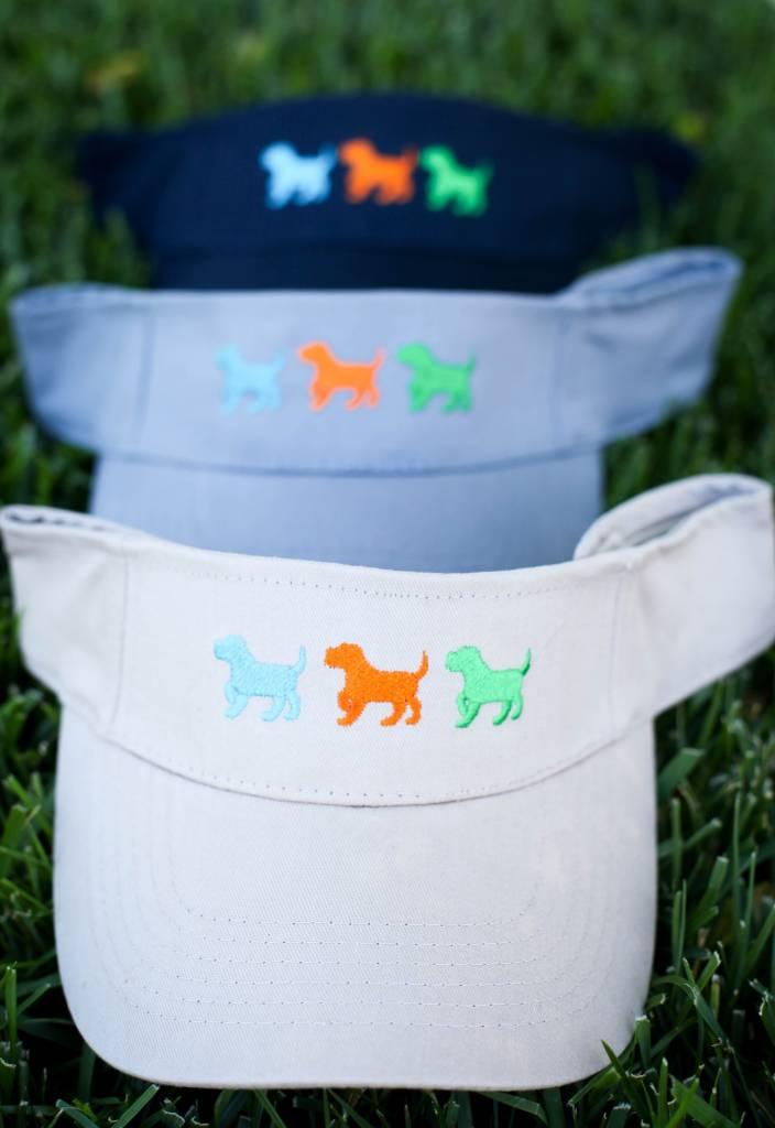 3 pups visor
