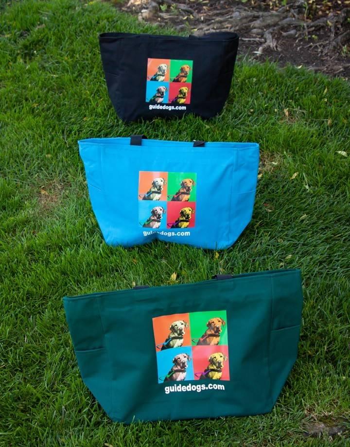 Tote bag- warhol design