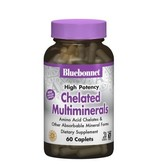 Bluebonnet Bluebonnet High Potency Chelated Multiminerals w/ Iron 120ct