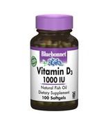 Bluebonnet Bluebonnet Vitamin D3 1000IU 100ct