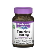 Bluebonnet Bluebonnet L-Taurine 500mg 50ct