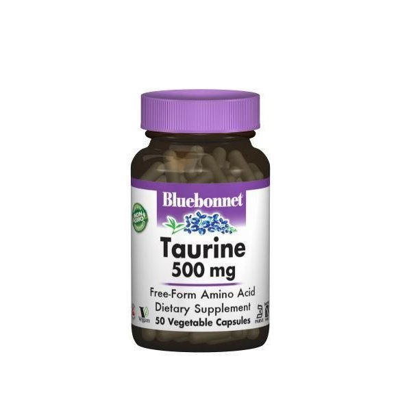 L-Taurine 500mg 50ct