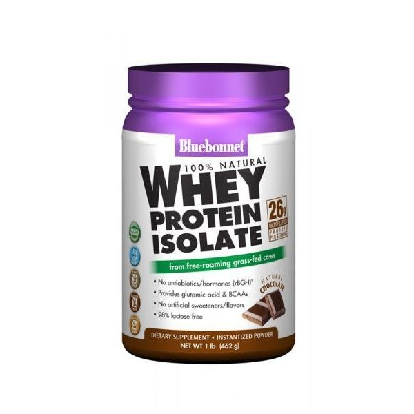 Whey Protein Isolate Powder Chocolate 1lb